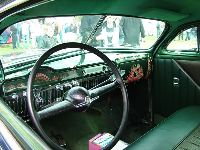 Mercury Interior Wheels Day 2005 Custom Car Picture Gallery0041